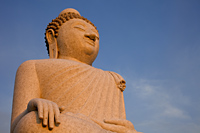 Thailand,Phuket,The Big Buddha of Phuket Statue - Travelasia