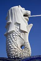 Singapore,Merlion Statue - Travelasia