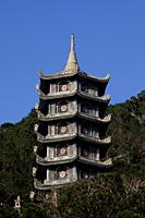 Vietnam,Hoi An,Marble Mountain,Pagoda - Travelasia