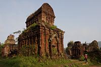 Vietnam,My Son,Cham Ruins - Travelasia
