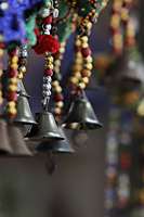 hanging decoration with bells - Alex Mares-Manton