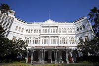 Singapore,Raffles Hotel - Travelasia