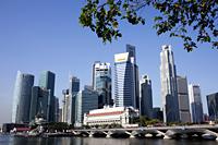 Singapore,City Skyline of CBD - Travelasia