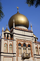 Singapore,Sultan Mosque - Travelasia