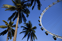 Singapore,Singapore Flyer - Travelasia