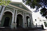 Oldest Western theatre in China - Alex Mares-Manton