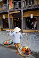 Vietnam,Hoi An,Fruit Vendor - Travelasia