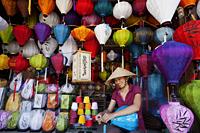 Vietnam,Hoi An,Paper Lantern Shop - Travelasia