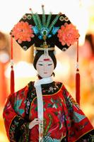 Wangfujing Street,Snack Street Market, Chinese doll - Travelasia