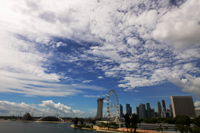 Singapore skyline and Marina Bay - Yukmin