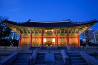 Gyeongbokgung Palace, Geunjeongjeon Throne Hall, Seoul, Korea - Travelasia