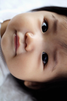 Close up of Baby's face - Yukmin