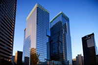 Modern skyscrapers, Seoul, Korea - Travelasia