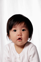 Head shot of Chinese baby - Yukmin