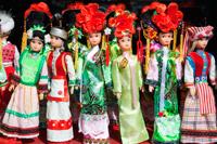 Wangfujing Street,Snack Street Market,Souvenir Shop,Chinese dolls. Beijing, China - Travelasia