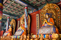 Tibetan Lama Temple or Yonghe Gong,Younghedian Pavilion, Beijing, China - Travelasia