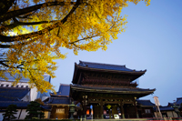Higashi-Honganji Temple Entrance, Kyoto, Japan - Travelasia