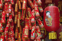 Chinese New Year decorations - Travelasia