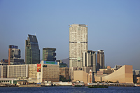 Tsim Sha Tsui area Skyline, Kowloon, Hong Kong - Travelasia