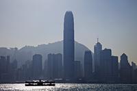 Hong Kong City Skyline and Victoria Peak. - Travelasia