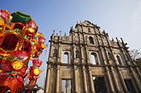 Ruins of St.Paul's Church, Macau, China - Travelasia