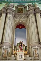 St.Augustine's Church,Statue of Bom Jesus dos Passos, Macau, China - Travelasia