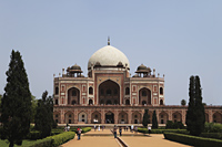 Humayun's Tomb. New Delhi, India - Alex Mares-Manton