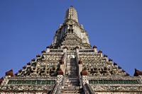Wat Arun,Temple of Dawn, Bangkok, Thailand - Travelasia