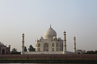 The Taj Mahal, Agra, India - Alex Mares-Manton