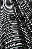 Detail shot of the Petronas Twin Towers, Kuala Lumper, Malaysia - Yukmin