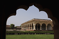 Diwan-I-Khas, Hall of Public Audience, Agra, India - Alex Mares-Manton
