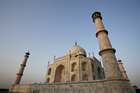 Taj Mahal. Agra, India - Alex Mares-Manton