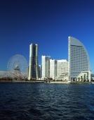 Japan, Yokohama, Mirai 21, Landmark Tower, Queen's Square, National Conference Center - Rex Butcher