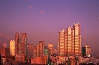 Japan, Tokyo, Nishi-Shinjuku, Tokyo Metropolitan Government Headquarters - Rex Butcher