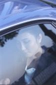 Female executive in car - Jade Lee
