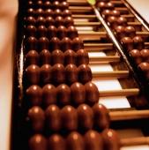 Abacus, close-up - Gareth Brown