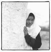 India, Ladakh, school girl - Mary Grace Long