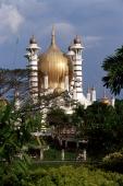 Malaysia, Kuala Kangsar, Masjid Ubudiah, of Ubudiah Mosque. - Steve Raymer