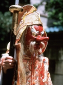 Japan, Representation of Tengu, the mountain god - Rex Butcher