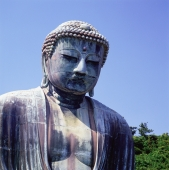 Japan, Kamakura, Daibutsu (Great Buddha) at Koto-in Temple - Rex Butcher