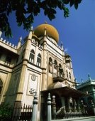 Singapore, Sultan Mosque - Rex Butcher