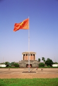 Vietnam, Hanoi, Ho Chi-Minh's mausoleum - Gareth Jones