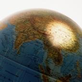 Globe, spotlight on China - Gareth Brown