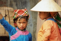 Vietnam, North Bac Ha tribal girls - Jill Gocher