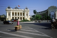 Vietnam, Ho Chi Minh City, City Hall - Jill Gocher