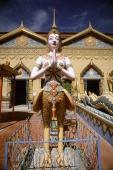 Malaysia, Penang, Thai Buddhist temple - Jill Gocher