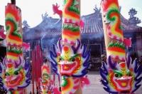 Malaysia, Penang, Incense at temple - Jill Gocher