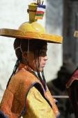 Nepal, Mustang, new hats, old traditions, Teeji Festival - Jill Gocher