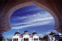 Indonesia, Banda Aceh, Grand Mosque - Jill Gocher