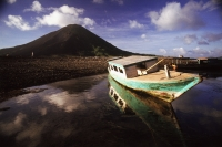 Indonesia, Spice Islands, Banda Naira fishing boat - Jill Gocher